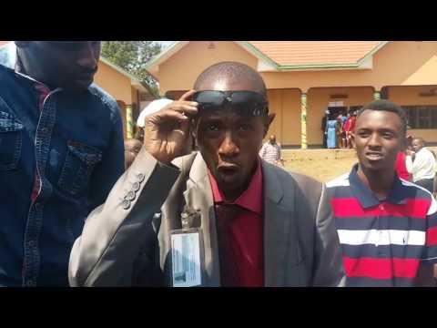 Barafinda: Ijambo aherutse kuvuga rigasetsa benshi