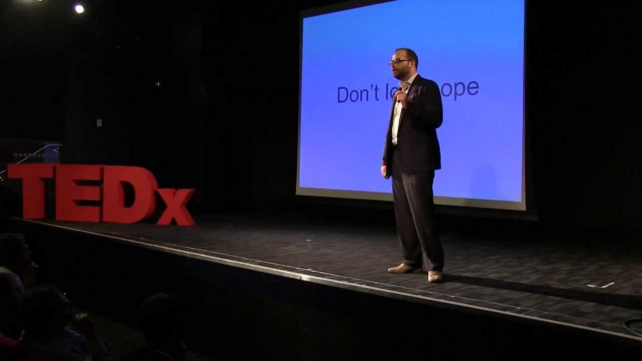 The power of kindness: Johann Berlin at TEDxSquareMile2013 ...
