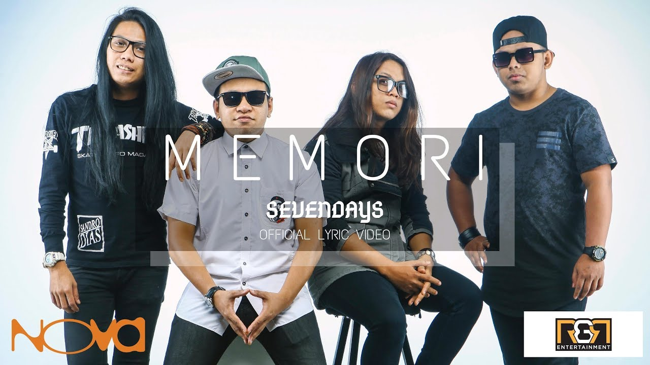 sevendays-memori-official-lyric-video-nova-music-videos