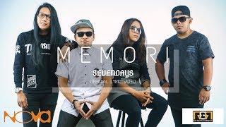 SEVENDAYS - MEMORI (Official Lirik Video) Mp3