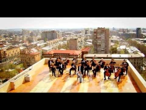 Клип Tata Simonyan - Yerevans