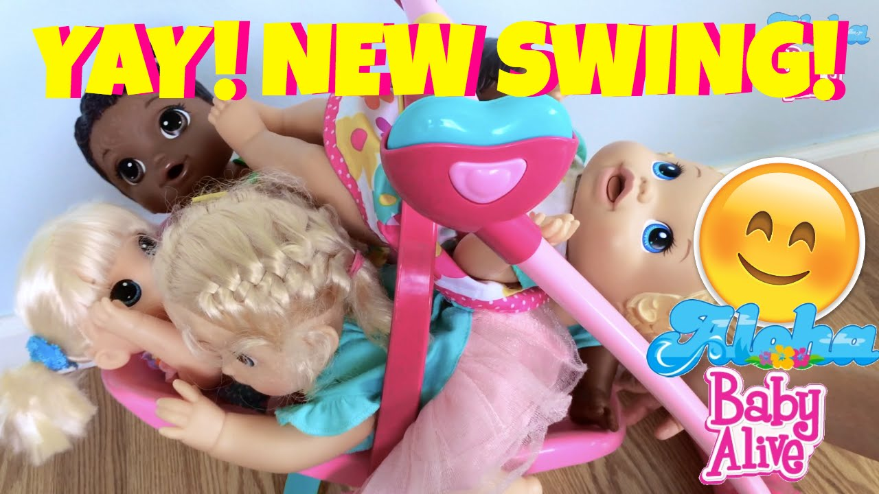 Baby Alive 3 In 1doll Play Set Unboxing 😀funny Doll Skit