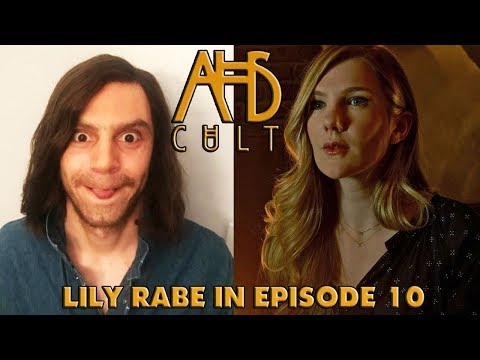 Lily Rabe in American Horror Story Cult Episode 10  Evan Peters as Charles Manson