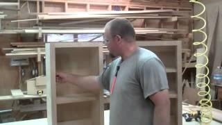 Custom Cabinets Bulldog Built