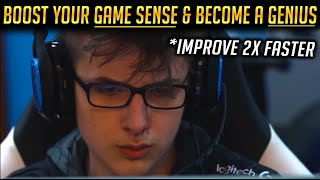 How to Develop the GAMESENSE of a Pro Gamer and Become an Esports GENIUS