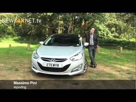 Hyundai i40 Tourer Car Review