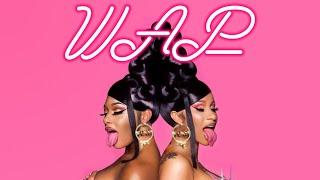 Cardi B - Wap  Remix  ft  Megan Thee Stallion  Nicki Minaj  City Girls ft  Saweetie Resimi