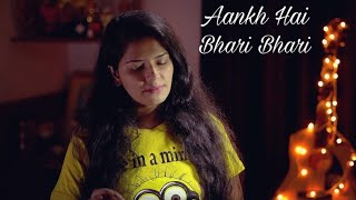 Aankh Hai Bhari Bhari   Alka Yagnik   Female Version   A Cover by Gul Saxena   Tum Se Achha Kaun Hai