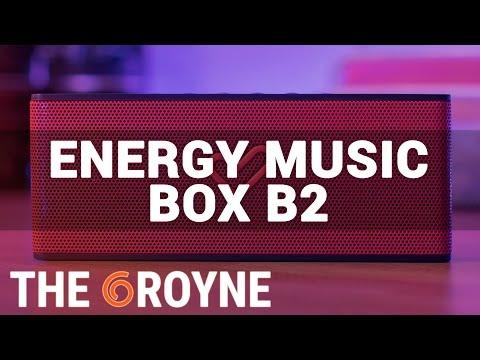 Energy Music Box B2, análisis en español