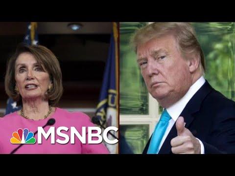Mika: I Think President Donald Trump's Attacks On Nancy Pelosi Will Fall Flat | Morning Joe | MSNBC