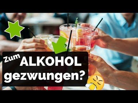 Alkohol Gruppenzwang meine Geschichte