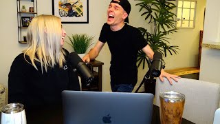 We couldn't stop laughing (bloopers)