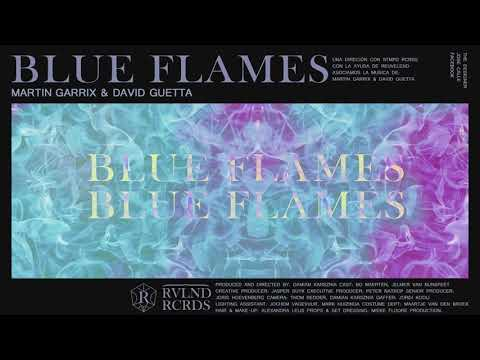 Martin Garrix & David Guetta - Blue Flames