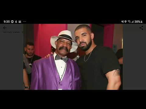 Drake's dad claims son lies about him being absentee father to sell records