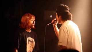 ADRENALINE 2015 BEST BOUT 平成選抜/あっこゴリラ vs 昭和選抜/GIL ---...