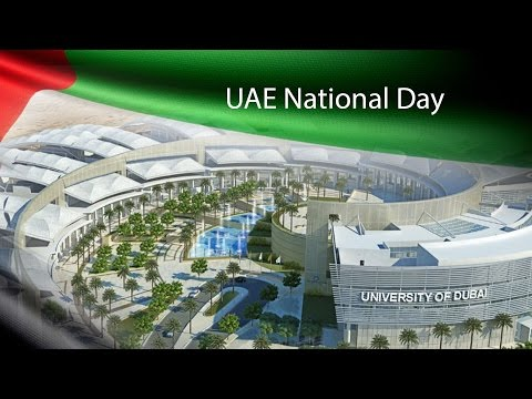UAE National Day 45 at University of Dubai