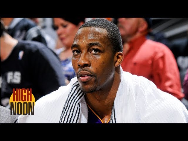 Will Dwight Howard heed the Lakers' warning?   High Noon