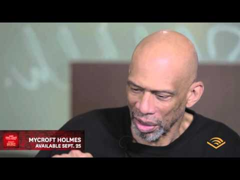 An interview with Mycroft Holmes co-authors Kareem Abdul-Jabbar & Anna Waterhouse