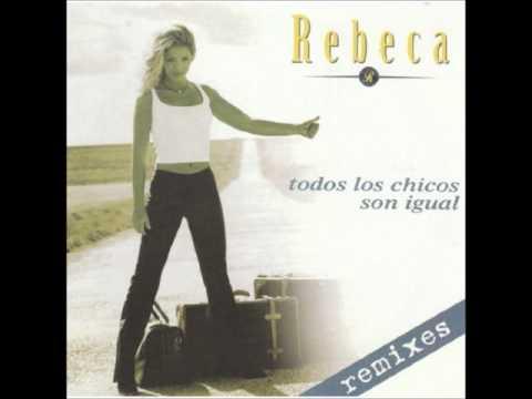 Rebeca ?– Todos Los Chicos Son Igual - Speed Garage Mix