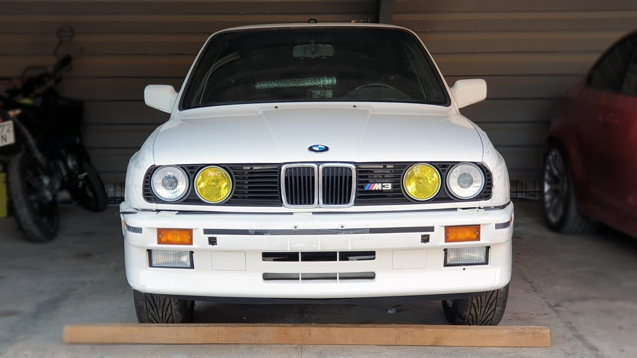 BMW E30 M3 [Restoration] | Starting The Rebuild