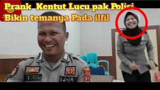 Prank Kentut Lucu Pak Polisi