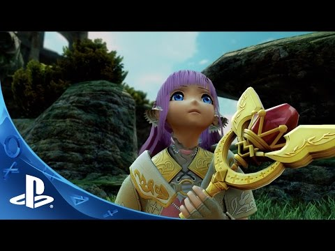 STAR OCEAN: Integrity and Faithlessness Story Trailer    PS4