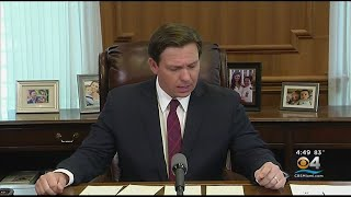 WEB EXTRA:  Governor Ron DeSantis Holds Press Conference