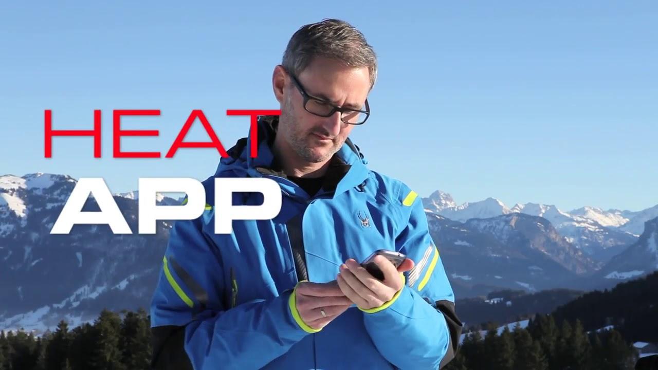 Lenz Heated Gear Bluetooth App - The Warming Store
