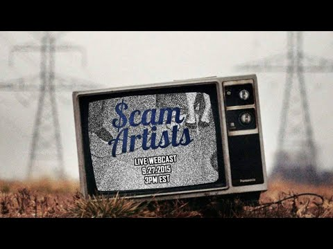 The Scam Artists - Live Session on SYQ Music Television