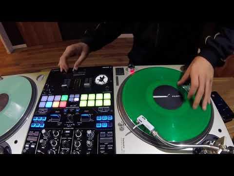 DJ  TSUYOSHI Japan   IDA World 2017 Online Scratch Eliminiations
