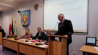 Ostatnia sesja Rady Miasta Działdowa VII kadencji
