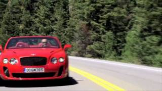 Bentley Continental Supersports Convertible 2011 Videos