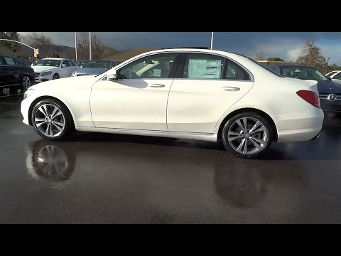 2017 mercedes benz c class pleasanton walnut creek for Pleasanton mercedes benz