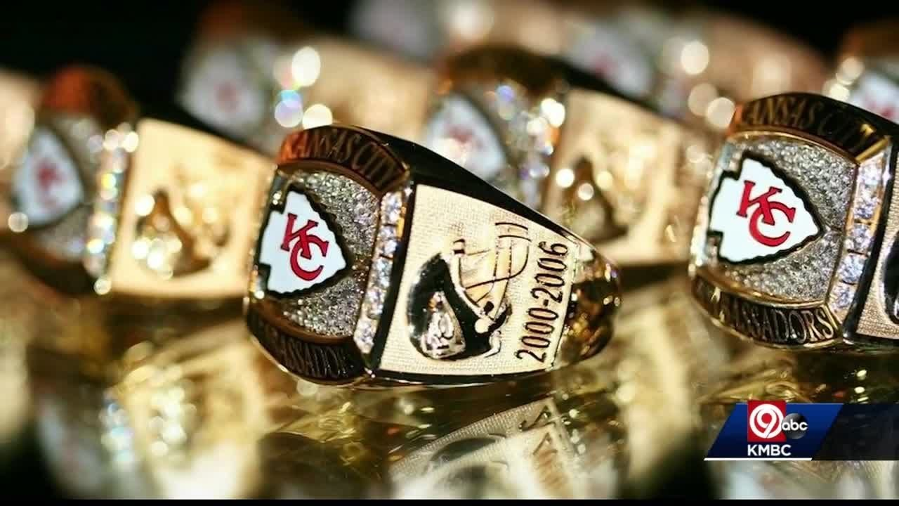 Overland Park Jeweler Hopes To Make Super Bowl Rings For Chiefs Youtube