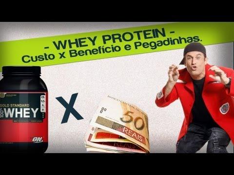 Whey Protein - Custo x Benefício e Pegadinhas