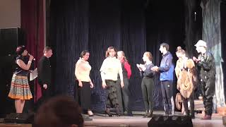 Пятый   театральный  фестиваль имени  А.  Д.  Папанова   Прекрасная лягушка   Фото на память