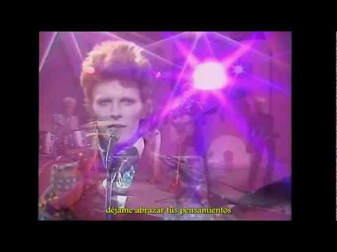 David Bowie - Drive in Saturday - subtitulada español