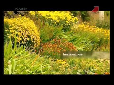 видео: Ландшафтный дизайн садового участка своими руками