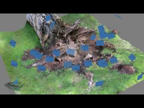 Photogrammetry With a UAV Tim Lucas Perth