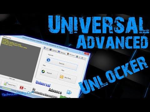 Universal Advanced Unlocker V1.0 | Best Android Smartphone Unlocker