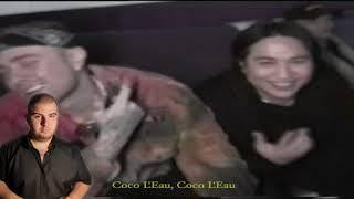 🌎ГРУЗИНЫ СЛУШАЮТ И ДЕЛАЮТ РЕАКЦИЮ НА РУССКУЮ МУЗЫКУ: Егор Крид \u0026 The Limba - Coco L'Eau (Mood video)