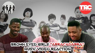 "Brown Eyed Girls ""Abracadabra"" Music Video Reaction"