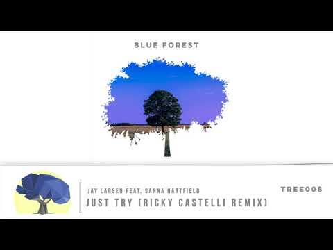 Jay Larsen feat. Sanna Hartfield - Just Try (Ricky Castelli Remix)