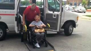 Secure Medical Transport | Non-Emergency Wheelchair Van Service