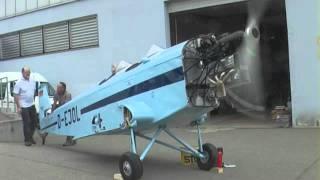 Repeat youtube video Hirth Motor HM 60R Probelauf.m4v
