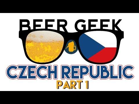 Beer Geek - The Czech Republic - Part 1