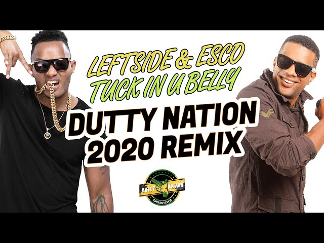 Leftside & Esco  - Tuck In U Belly (Dj BrainDeaD x Dutty Nation Remix) [FREE DOWNLOAD]