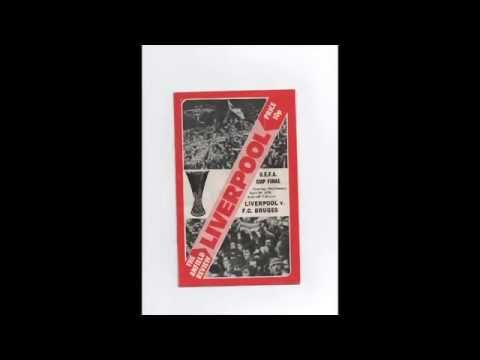 1976 uefa cup final radio commentary Liverpool v Bruges
