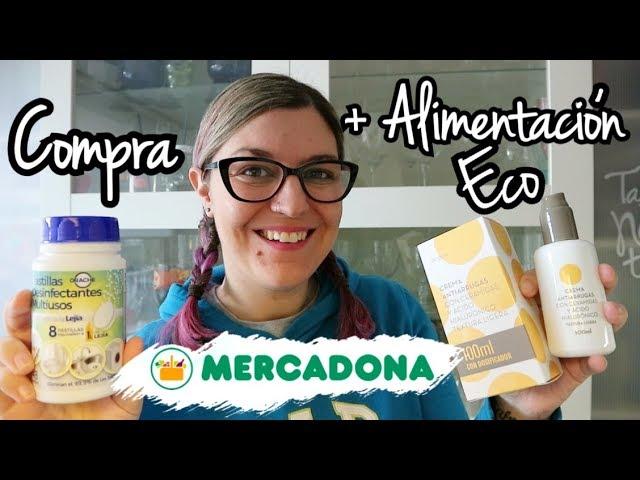 COMPRA SEMANAL MERCADONA 2019
