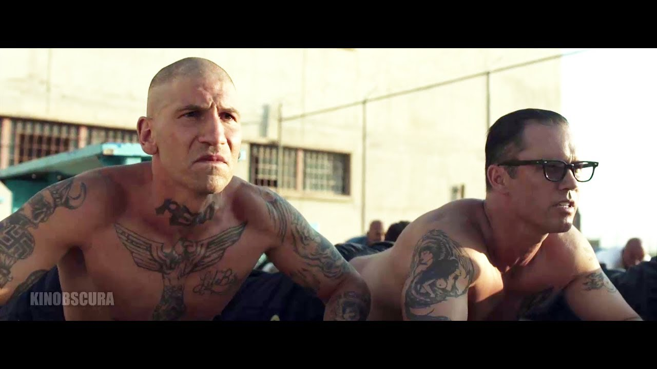 Download Shot Caller (2017) - Money Yard Fight with Inmate